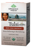 Red Chai Masala Caffeine Free 18 Tea Bags, Organic India