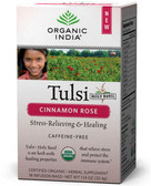 Cinnamon Rose Tea 18 Tea Bags, Organic India