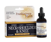 Neck Shoulder & Knee Rubbing Oil 2 oz Frankincense & Myrrh, Arthritic Pain, Pricking