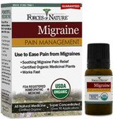 Migraines Pain Management 11 ml Forces of Nature