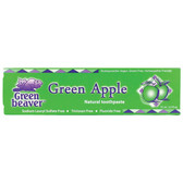 Green Apple Toothpaste 2.5 oz Green Beaver