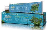 Frosty Mint Toothpaste 2.5 oz Green Beaver