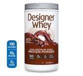 Designer Whey Designer Whey Protein Powder Chocolate 12 oz