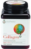 Collagen Advanced Types 1,2 & 3 290 ct Youtheory