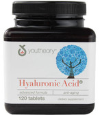 Hyaluronic Acid Advanced Anti-Inflammatory 120 Tabs, Youtheory