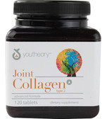Joint Collagen Type 2 Advanced 120 Tabs, Youtheory Cartilage Repair