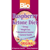 Bio Nutrition Raspberry Ketone Diet 60 Caps