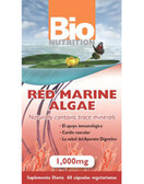 Bio Nutrition Red Marine Algae 1000 mg 60 Caps
