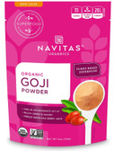 Goji Powder 4 oz Navitas Naturals, Super Fruit