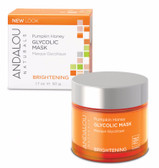 Pumpkin Glycolic Brightening Mask 1.7 oz Andalou