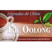 Legends of China Oolong Tea 100 ct Uncle Lee's Teas