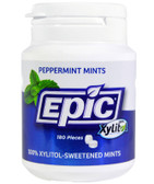Peppermint Xylitol Mints 180 ct Epic Xylitol