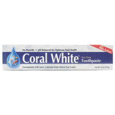 Coral White Tea Tree Toothpaste 6 oz Coral LLC