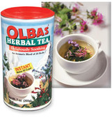 Instant Herbal Tea 7 oz, Olbas