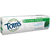 Cool Peppermint Wicked Fresh Toothpaste 5.2 oz, Tom's of Maine
