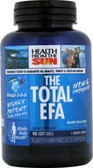 Total EFA 90 softgels, Health from the Sun