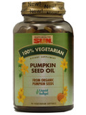 Pumpkin Seed Oil 90 Softgels Health from the Sun