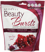 Beauty Burst Fruit Punch 60 Gourmet Collagen Soft Chews, Neocell
