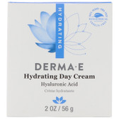 Hyaluronic Acid Day Creme Rehydrating Formula 2 oz, Derma E