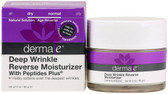 Derma E Deep Wrinkle with Peptides Plus Creme 2 oz