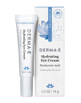 Hydrating Eye Creme 2 oz Derma E, Wrinkles