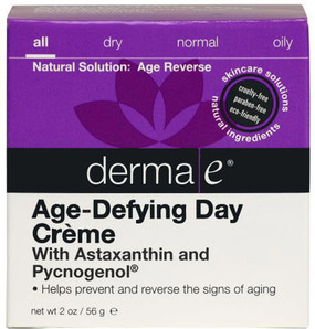 Age Defying Day Creme with Astazanthin & Pycnogenol 2 oz Derma E