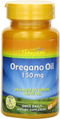 Oregano Oil 150 mg 60 Softgels, Thompson