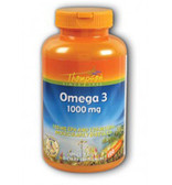 Omega 3 Fish Oil 1000 mg 100 Softgels, Thompson