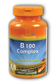 B 100 Complex 60 Timed-Release Tabs, Thompson