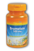 Bromelain 500 mg 30 Caps, Thompson, Super Strength Enzyme