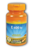 Vitamin E 400 IU w/ Mixed Tocopherols 60 Softgels, Thompson