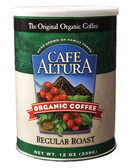 Regular Roast Ground Coffee 12 oz Cafe Altura