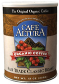 Fair Trade Classic Rst Grnd Coffee 12 oz Cafe Altura