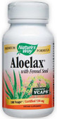 AloeLax 100 VCaps, Nature's Way