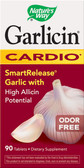 Garlicin Once a Day 90 Tabs Natures Way, Garlic, Allicin