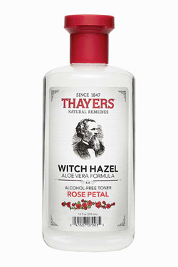 Witch Hazel No Alcohol Rose with Aloe Vera 11.5 oz Thayers