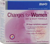Changes for Women Day/Night Formula 60 Caps Zand, Mood Swings
