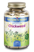 Nature's Herbs Chickweed 100 Caps