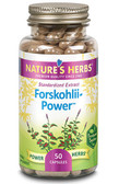 Nature's Herbs Forskohlii-Power 50 Caps, Weight Management