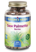 Nature's Herbs Saw Palmetto Berries 100 Caps