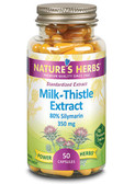 Nature's Herbs Milk-Thistle Extract 350 mg 50 Caps