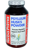Psyllium Husks 12 oz Yerba Prima, Intestinal Support