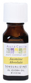 Aura Cacia Essential Oil Jasmine Absolute (in jojoba oil) 0.5 oz