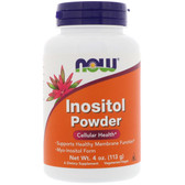 Inositol Pure Pwd 4 oz Now Foods, B-Complex Family
