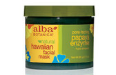 Alba Botanica Hawaiian Papaya Enzyme Facial Mask 3 oz