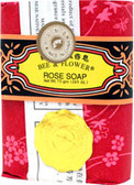 Bar Soap Rose 2.65 oz, Bee & Flower Soap