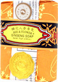 Bar Soap Ginseng 2.65 oz, Bee & Flower Soap