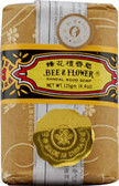 Bar Soap Sandalwood 4.4 oz, Bee & Flower Soap