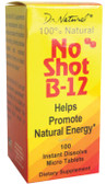No Shot B-12 1000mcg Sublingual 100 T World Organics