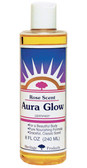 Aura Glow Skin Lotion Rose 8 oz Heritage Products